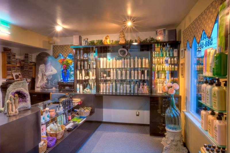 Wizards Hair Spa Salon - Hair Care Supplies